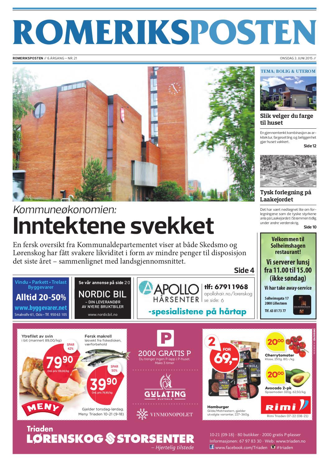Romeriksposten-uke23-forside