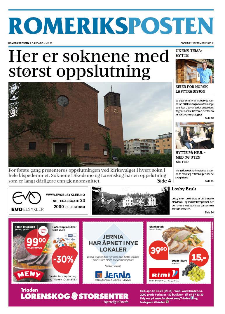 Romeriksposten-uke36-forside