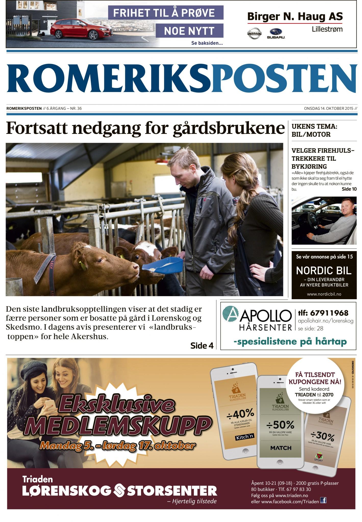 Romeruksposten_cover_uke_42