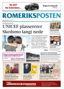 Romeriksposten_uke_50_forsida